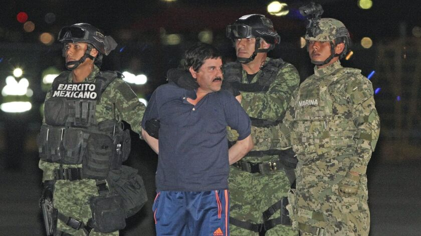 Mexican Government allows extradition to the US of 'El Chapo' Guzman