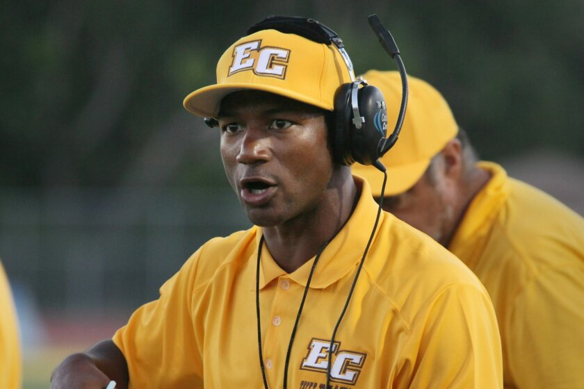 In two years as head coach at El Camino, John Roberts led the Wildcats to a 14-12 record.