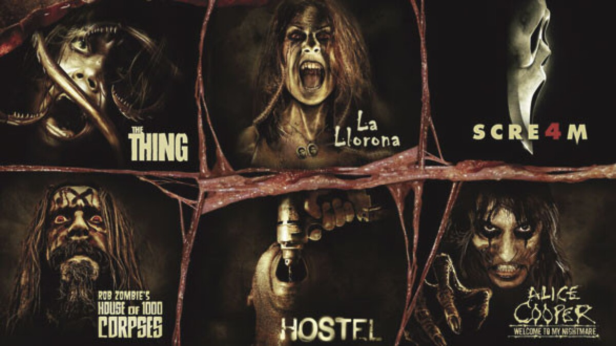 Halloween Horror Nights 2020 House Reviews Review: Halloween Horror Nights at Universal Studios Hollywood