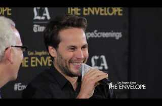 Taylor Kitsch almost quit 'Waco'
