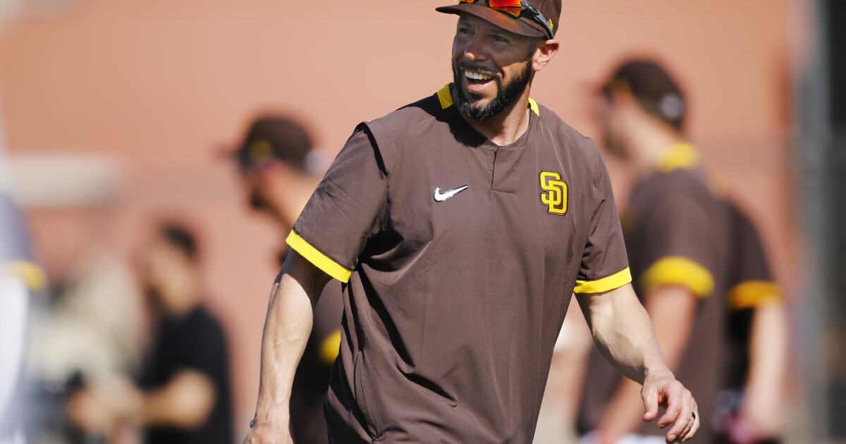 Projecting Padres' 30-man opening day roster as summer camp begins
