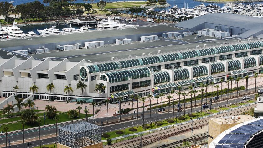 Is there a future for a convention center expansion? - The