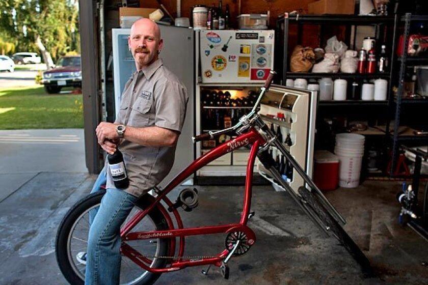 Julian Shrago is part of the team opening Beachwood BBQ & Brewing in Long Beach.