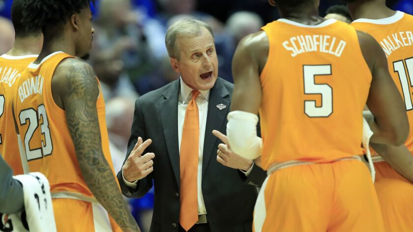 timeless design ae5cd 4c91d Tennessee's Rick Barnes is not becoming the UCLA men's ...