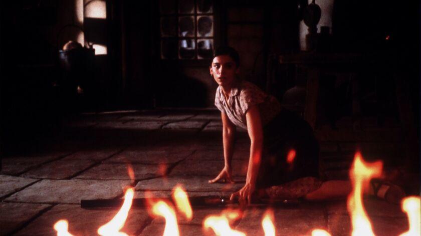 "Irene Visedo as Conchita in the Sony Pictures Classics movie ""The Devil's Backbone""."