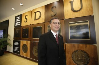 SDSU hires familiar face as new athletic director