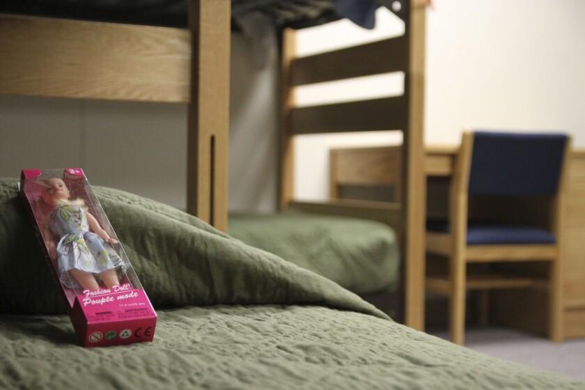 New Mexico detention facility
