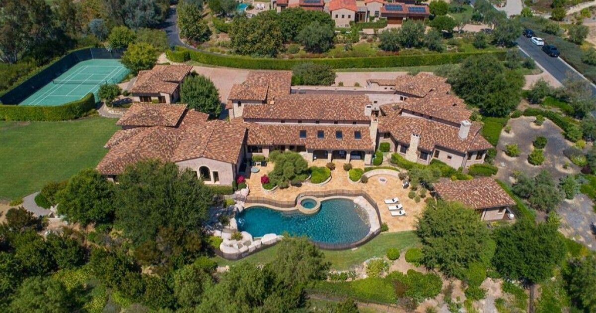 Baseball star Adrián González seeks $7.7 million for Tuscan-style mansion