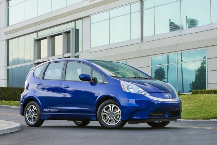 Honda issued an apology on Friday to customers who were having trouble finding an all-electric Fit.