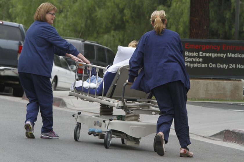 A measure before California lawmakers would allow nurses with advanced training to deliver more medical care.