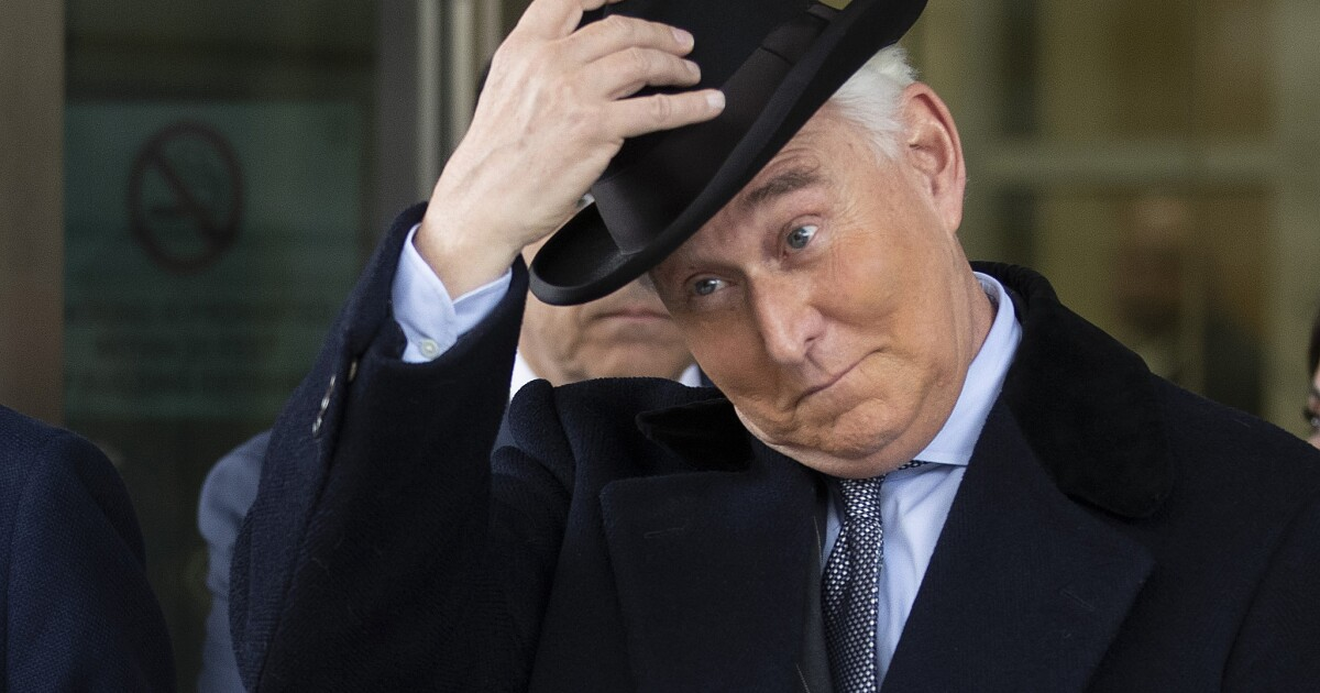 Federal judge criticizes Trump as she sentences Roger Stone to 40 months in prison