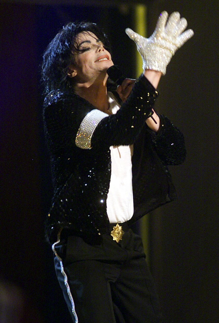 The musical parody 'For the Love of a Glove' gives a voice to Michael Jackson's iconic accessory.