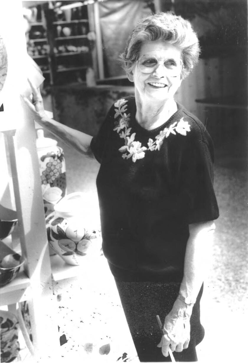 La Paz owner Florence Nichols dies at 92