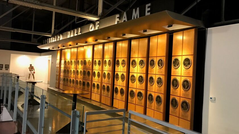 The Breitbard Hall of Fame will move to Petco Park's Western Metals Building.