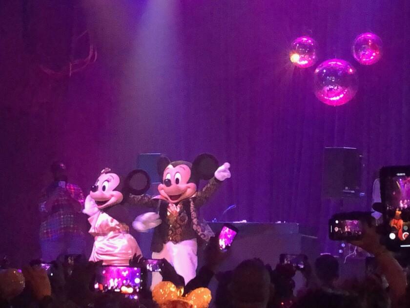 Disco Mickey