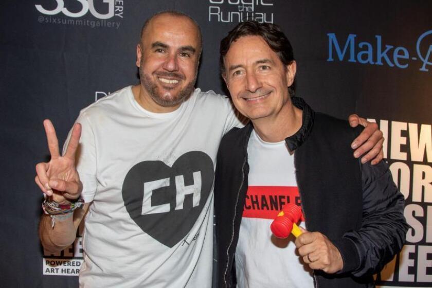 """Ricardo Seco lleva al icónico """"Chapulín Colorado"""" a la pasarela de Nueva York"""