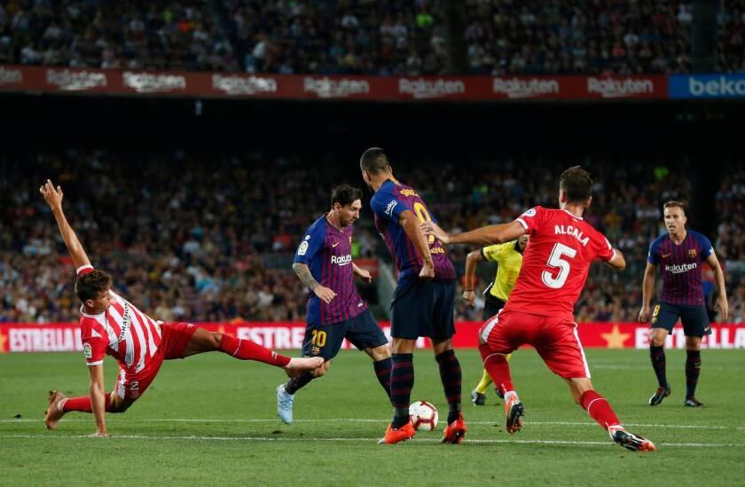 Sigue el 'NO' al Barcelona vs Girona de la Liga española en EEUU.
