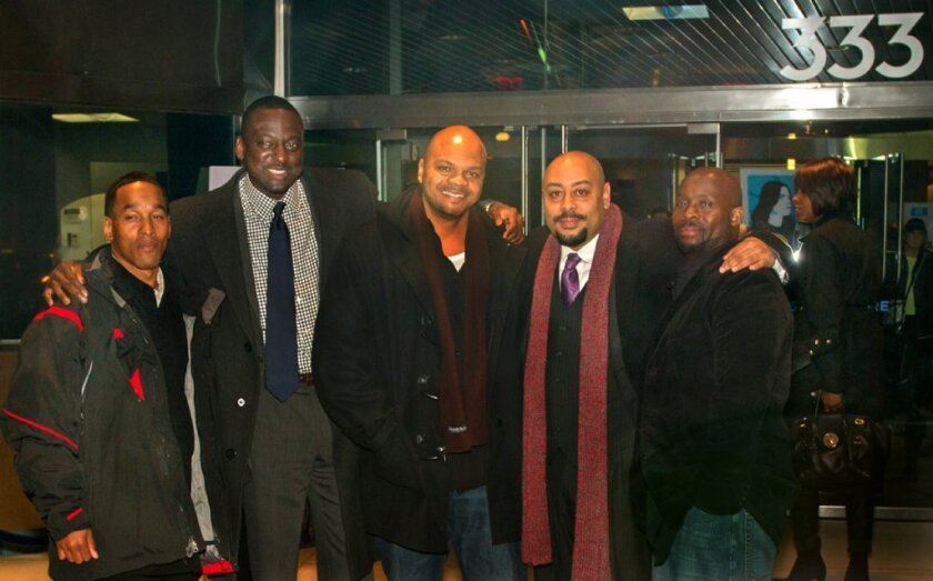 """Antron McCray, Kevin Richardson, Raymond Santana Jr., Yusef Salaam and Korey Wise, better known as the """"Central Park Five,"""" will receive a $41-million settlement after they were wrongly accused of the brutal rape and beating of a woman in New York City in 1989."""