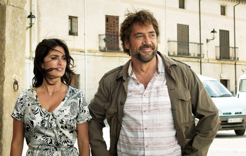 """Penéˆlope Cruz and Javier Bardem costar in the new thriller """"Everybody Knows."""""""