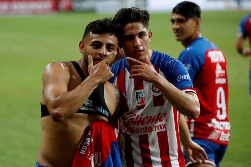 El Guadalajara le gana el Clásico tapatío al Atlas con gol de Alexis Vega