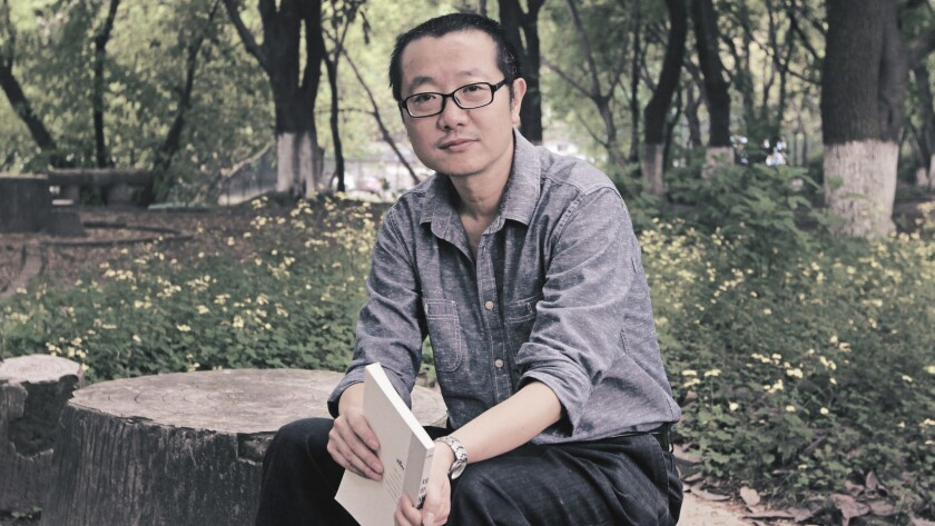 Review: China's most popular science fiction writer, Cixin Liu, brings his spectacular trilogy to an end