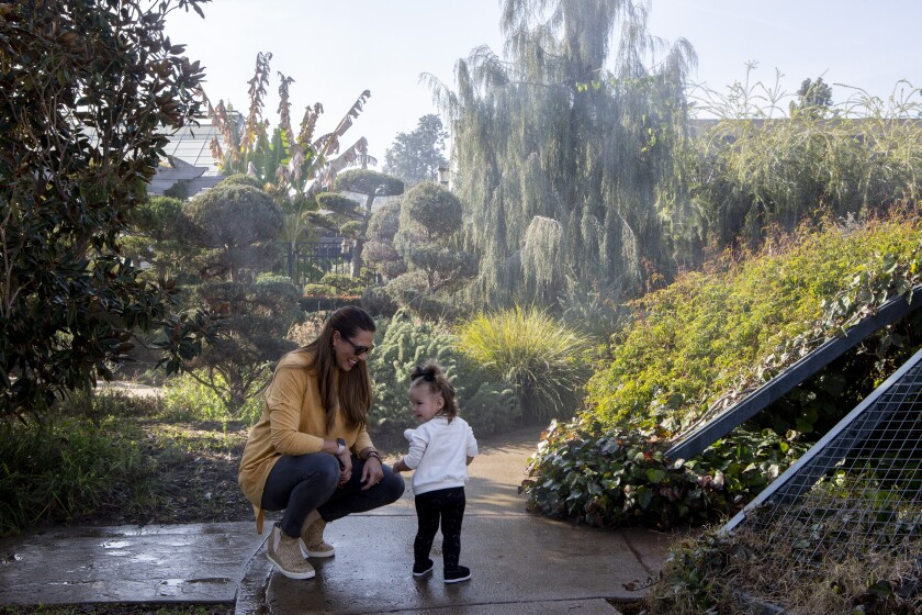 Nothing Beats The Kid Friendly Gardens At The Huntington Four Hours Los Angeles Times