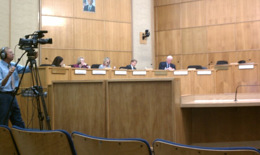 San Diego City Council chambers is getting a technology upgrade
