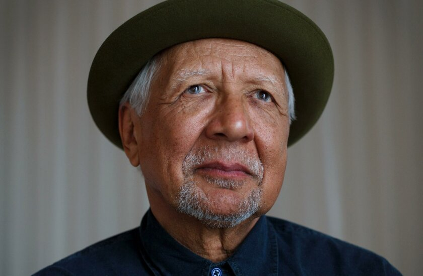 Charles Lloyd was inducted as a Jazz Master by the National Endowment of the Arts, in New York, March 16, 2015.