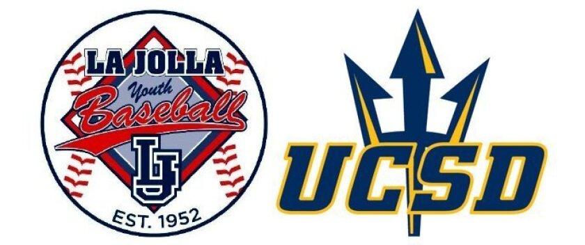 LJYB-LaJollaYouthBaseball-UCSD-Tritons-Logos-Collage-web