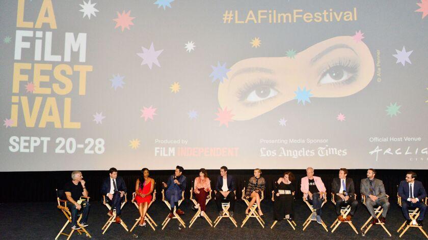 """2018 LA Film Festival - Gala Screening Of """"The Oath"""""""