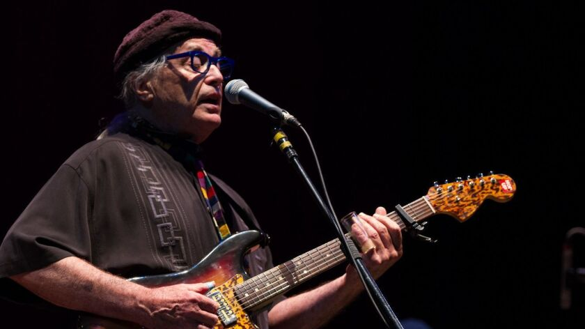 Review: Ry Cooder preaches his gospel on the Prodigal Son