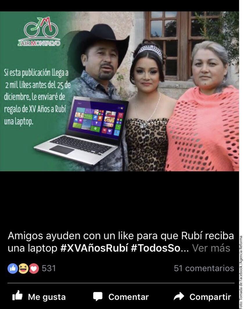 Jair Garduño Montalvo, primer regidor de Metepec y hermano del conocido #LordRollsRoyce fue criticado en redes sociales por ofrecer de regalo una computadora para la quinceañera de San Luis Potosí que se hizo viral en internet la semana pasada.