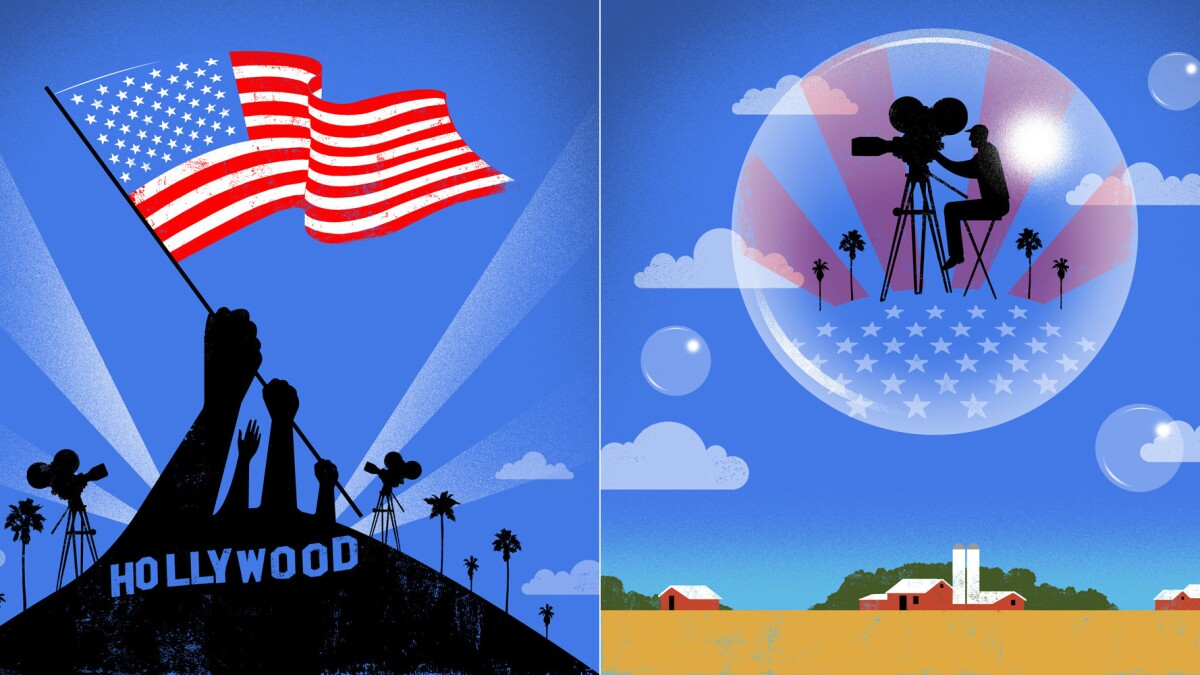 Has Hollywood lost touch with American values? - Los Angeles Times