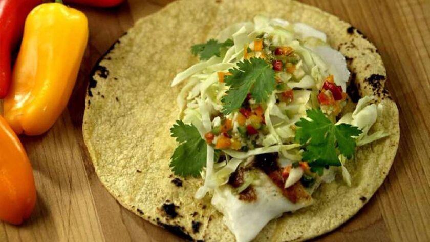 Fix this quick halibut recipe for Taco Tuesday