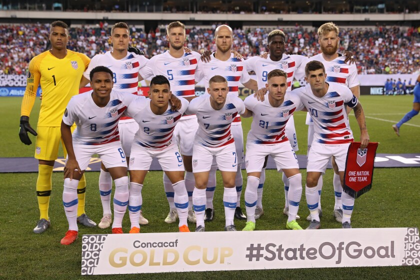 United States v Curacao: Quarterfinals - 2019 CONCACAF Gold Cup