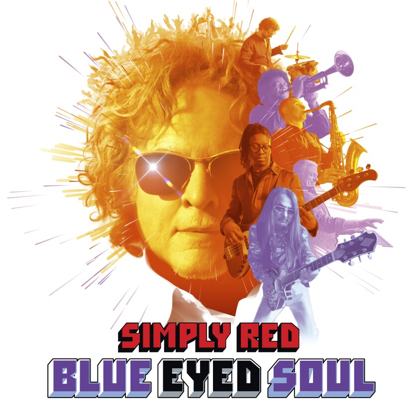 Music Review - Simply Red