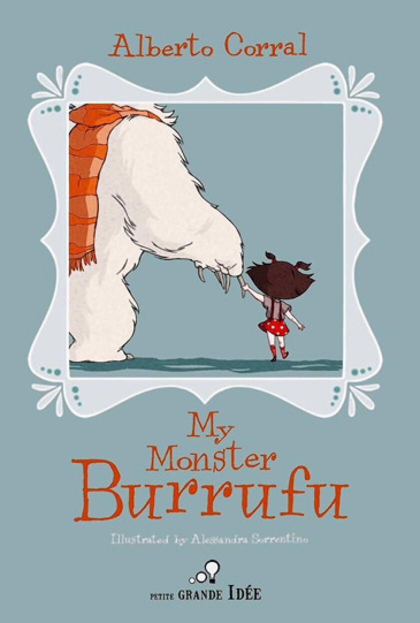 """My Monster Burrufu"" by Alberto Corral."