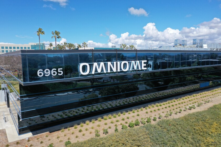 Omniome is a San Diego sequencing firm founded in 2013.