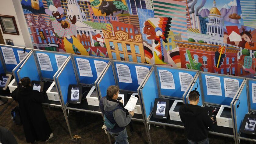Denver voters