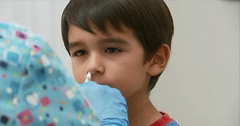 140 niños murieron en el 2015 de influenza.