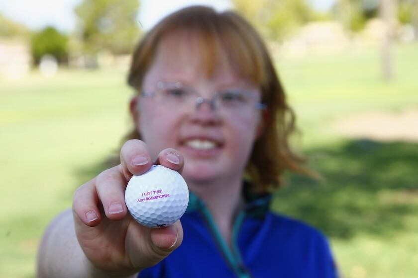Amazing Amy Golf