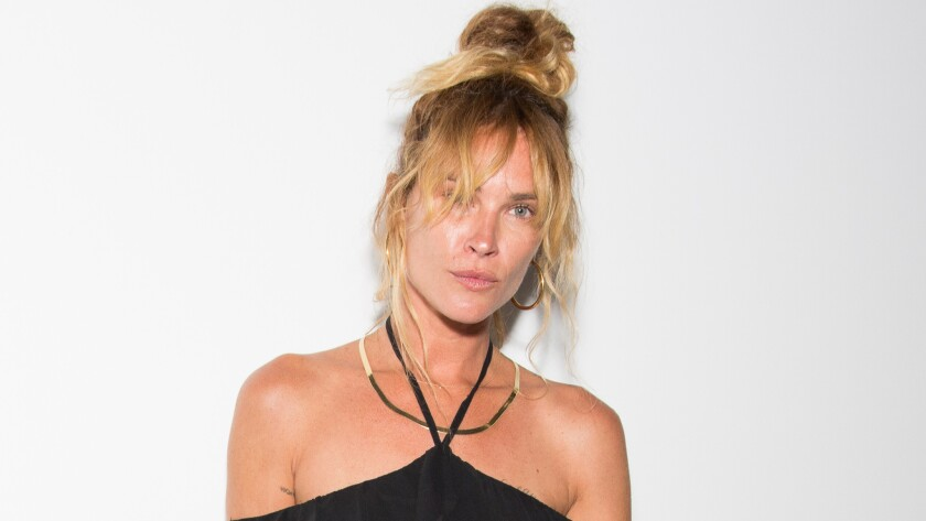 Erin Wasson On Jewelry Design Inspiration Staying Sane And Best Vacation Spots Los Angeles Times