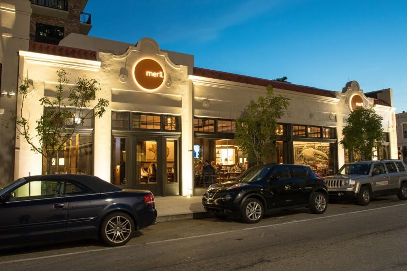 Meril restaurant, Chef Emeril Lagasse's latest concept and fourth restaurant in New Orleans, opened in September 2016.