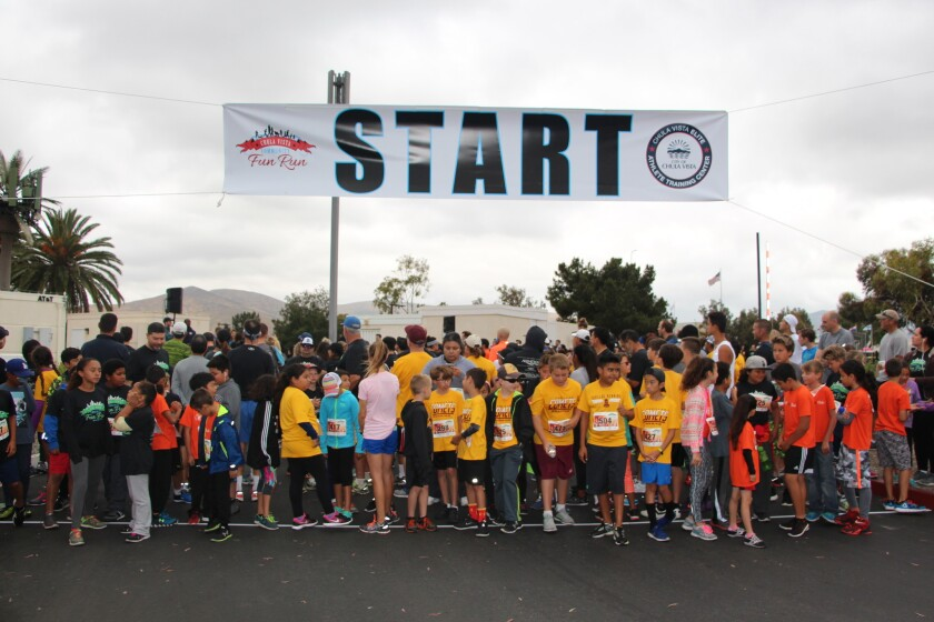Chula Vista Fun Run