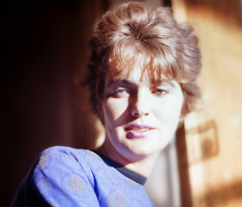 """An author photo of Lucia Berlin for her book """"Evening in Paradise: More Stories."""" Credit: Buddy Berl"""
