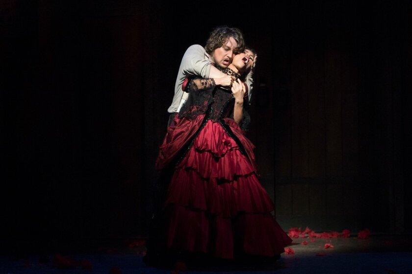 "San Diego Opera's ""Carmen"""