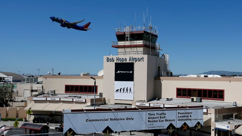 Burbank Hollywood Airport
