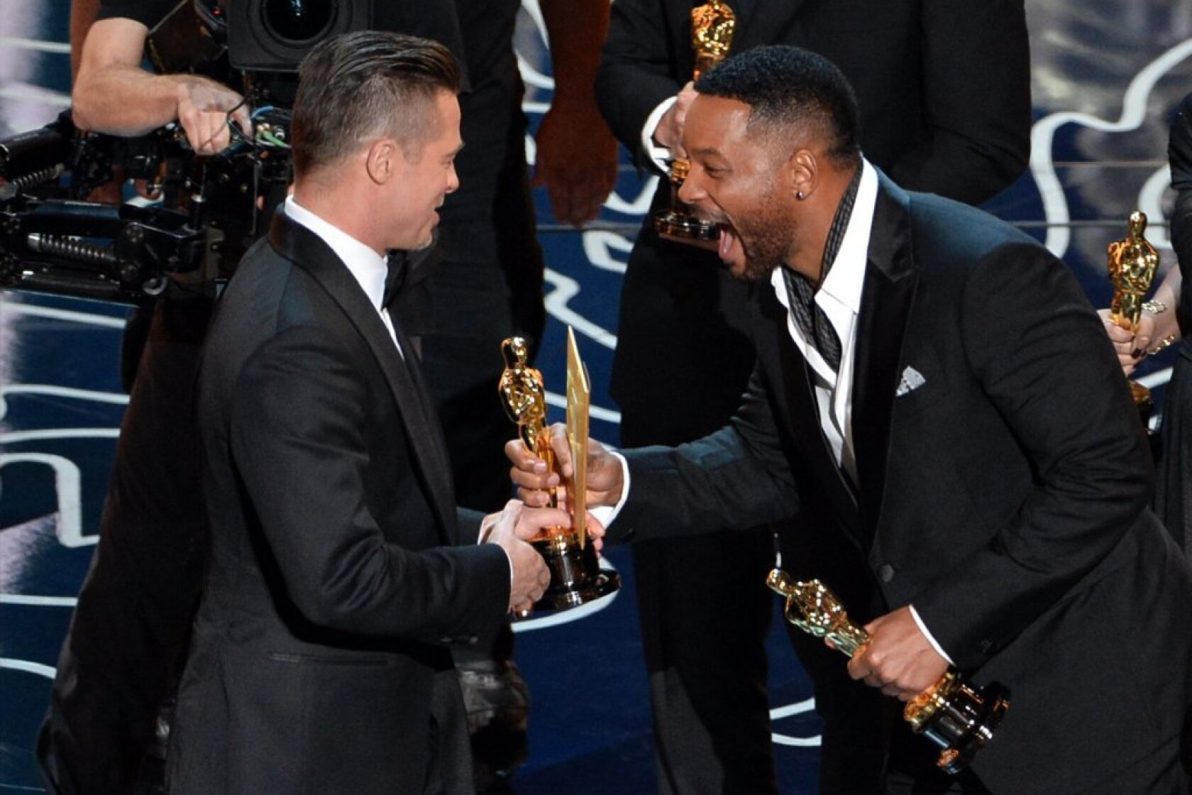Academy Awards 2014: '12 Years a Slave' wins best picture