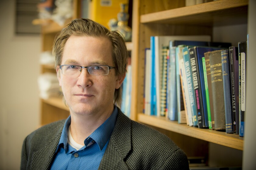 Craig McIntosh is a development economist at UC San Diego's School of International Relations and Pacific Studies whose goal is to determine whether global anti-poverty programs are actually doing what they set out to do.