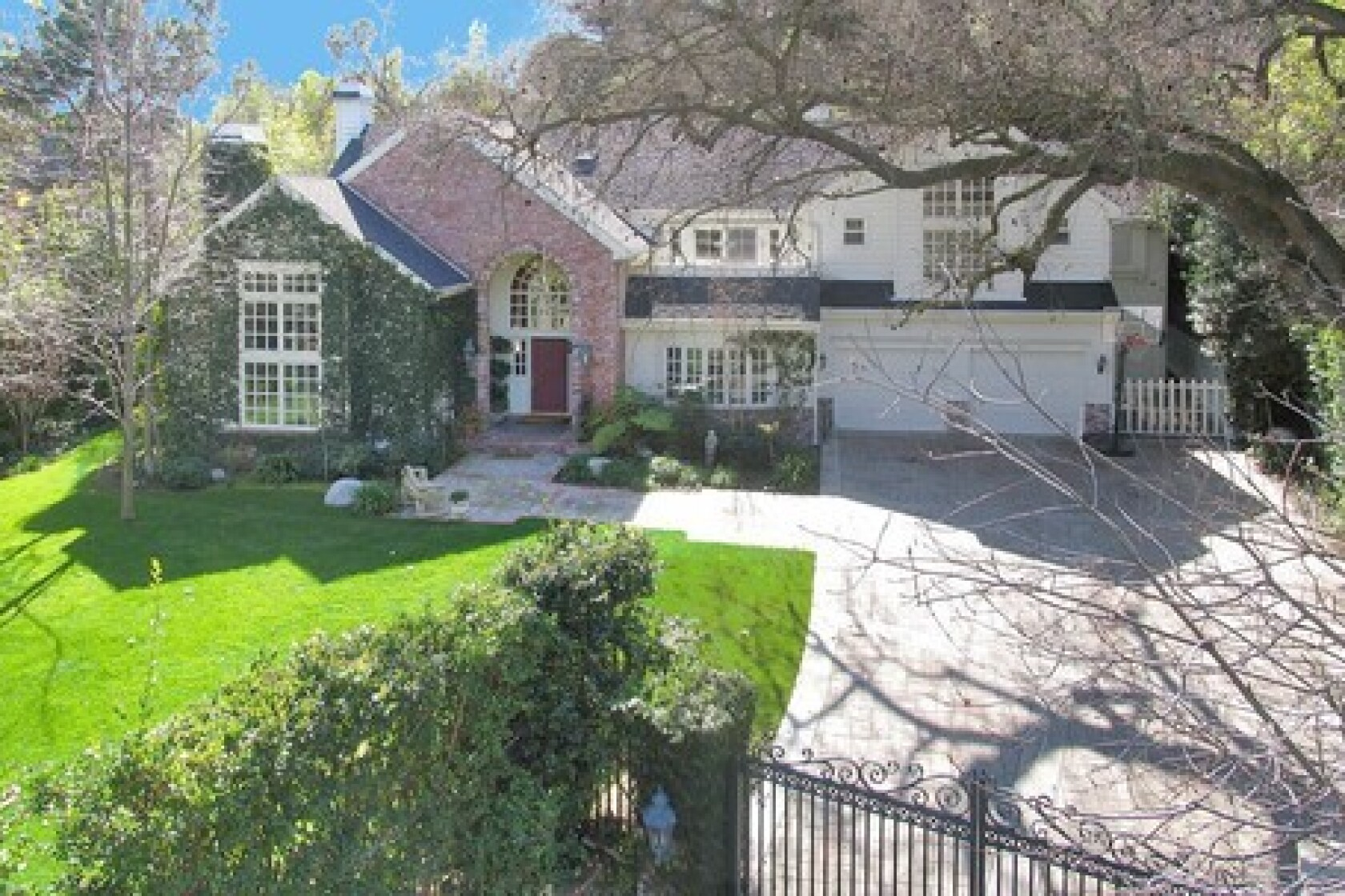 Patrick Dempsey Lists His Bel Air Home Los Angeles Times